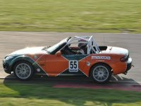 mx5 racing snetterton 2015